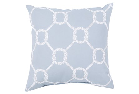 Accent Pillow-Lasso Grey 18X18