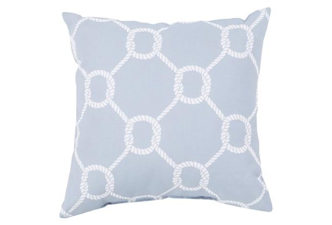 Accent Pillow-Lasso Grey 18X18 - 360