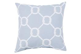 Accent Pillow-Lasso Grey 20X20