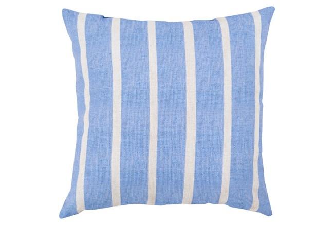 Accent Pillow-Dory Blue Stripe 20X20 - 360
