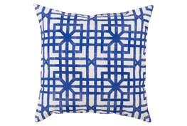 Accent Pillow-Darla Navy 26X26