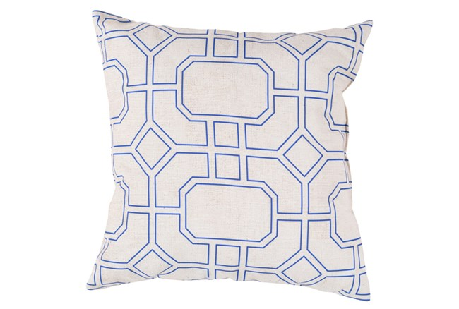 Accent Pillow-Sheldon Navy 20X20 - 360