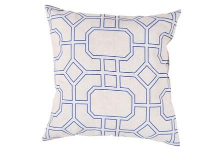 Accent Pillow-Sheldon Navy 26X26