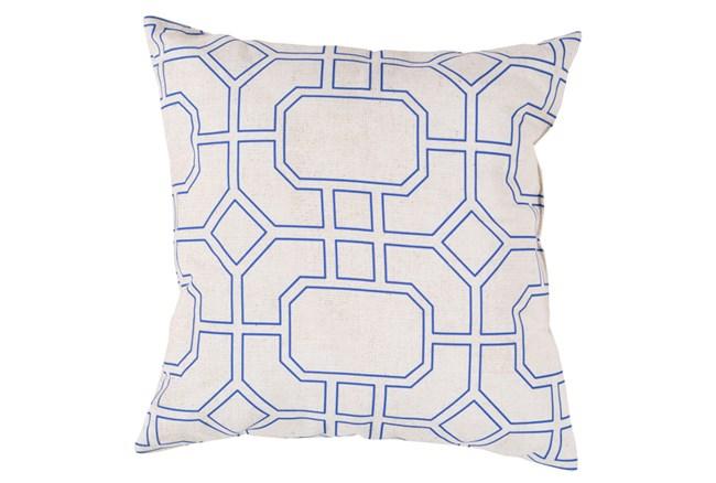 Accent Pillow-Sheldon Navy 26X26 - 360