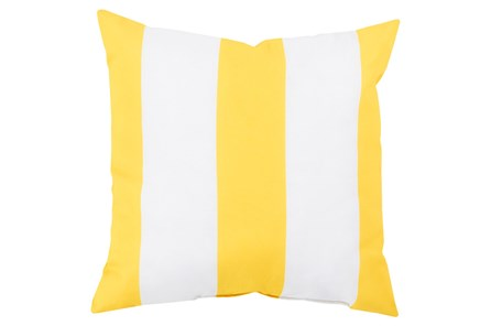 Accent Pillow-Gill Yellow 26X26 - Main