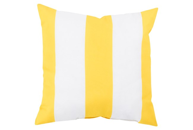 Accent Pillow-Gill Yellow 26X26 - 360