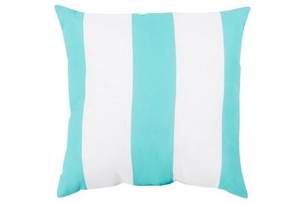 Accent Pillow-Gill Sky Blue 26X26 - Main