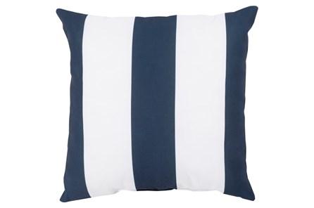 Accent Pillow-Gill Navy 26X26 - Main