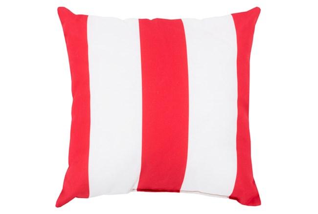 Accent Pillow-Gill Poppy 18X18 - 360