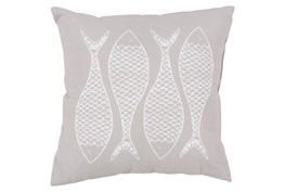 Accent Pillow-Poke Taupe 20X20