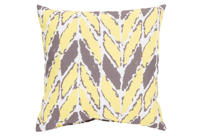 Accent Pillow-Norah Peach 18X18 - 360