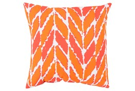 Accent Pillow-Norah Coral 18X18