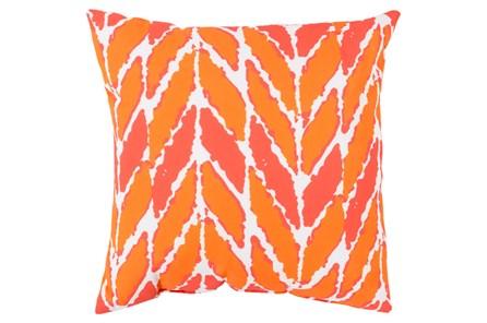 Accent Pillow-Norah Coral 18X18 - Main