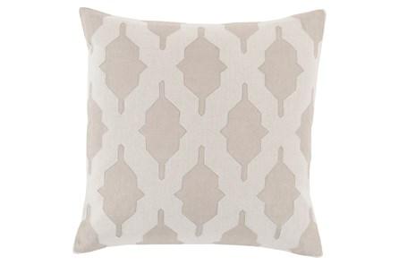Accent Pillow-Hanne Beige 18X18