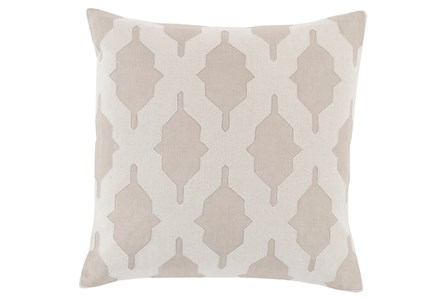 Accent Pillow-Hanne Beige 22X22