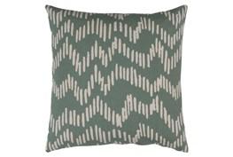 Accent Pillow-Charter Abstract Moss/Beige 20X20