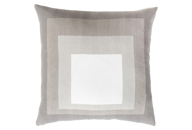 Accent Pillow-Seraphina Squares Natural/Multi 20X20 - 360