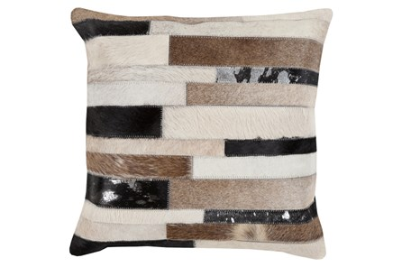 Accent Pillow-Stanton Hide 22X22 - Main