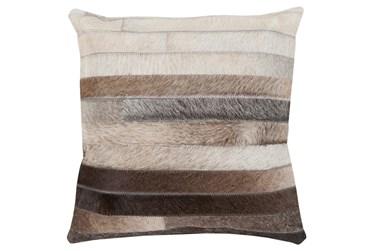 Accent Pillow-Pettinger Hide 18X18