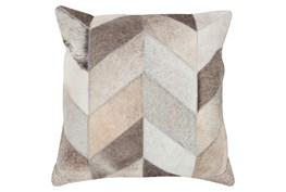 Accent Pillow-Brunel Hide 18X18