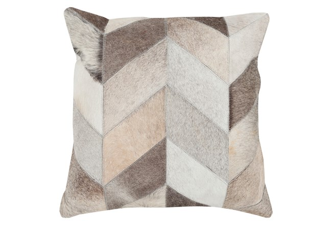 Accent Pillow-Brunel Hide 22X22 - 360