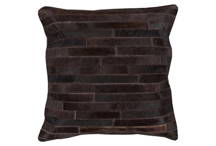 Accent Pillow-Blackwell Hide 22X22