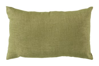 Accent Pillow-Stella Solid Seafoam 13X20