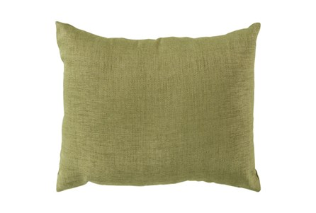Accent Pillow-Stella Solid Seafoam 22X22