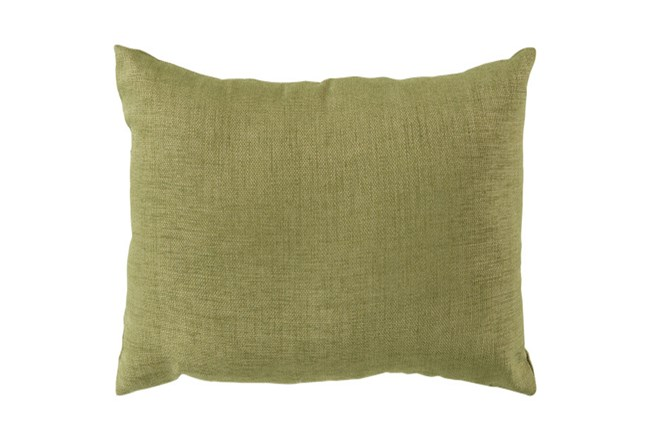 Accent Pillow-Stella Solid Seafoam 22X22 - 360