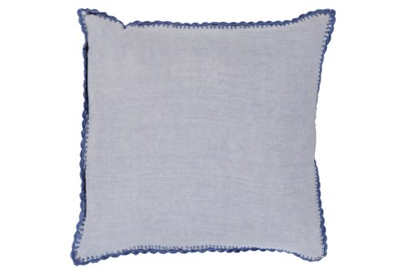 Accent Pillow-Alyssa Purple 18X18