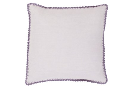 Accent Pillow-Alyssa Violet 18X18