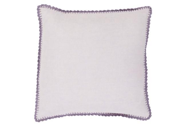 Accent Pillow-Alyssa Violet 18X18 - 360