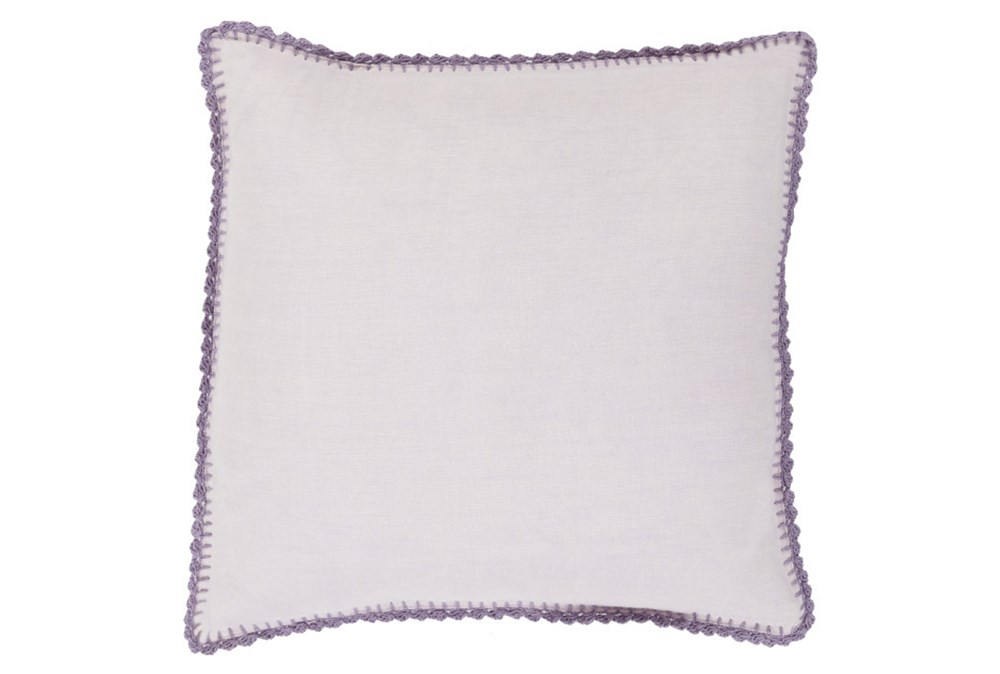 Accent Pillow-Alyssa Violet 20X20