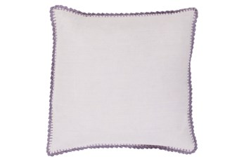 Accent Pillow-Alyssa Violet 20X20