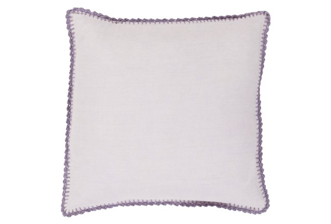 Accent Pillow-Alyssa Violet 20X20 - 360