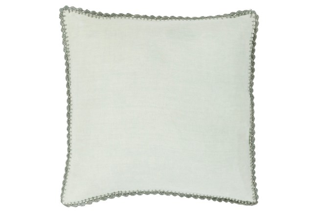 Accent Pillow-Alyssa Seafoam 20X20 - 360