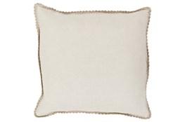 Accent Pillow-Alyssa Ivory 18X18