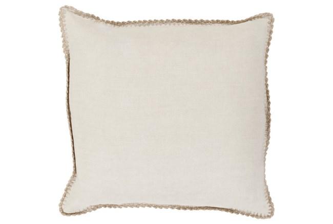 Accent Pillow-Alyssa Ivory 18X18 - 360