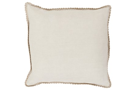Accent Pillow-Alyssa Ivory 20X20 - Main