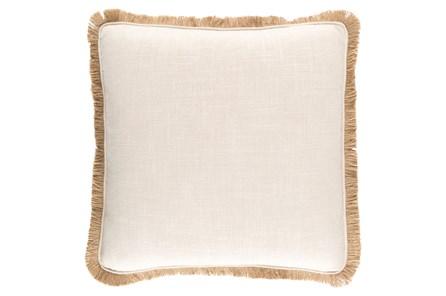 Accent Pillow-Alyssa II Beige 18X18