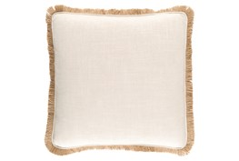 Accent Pillow-Alyssa II Beige 22X22