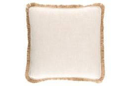 Accent Pillow-Alyssa II Beige 22X22