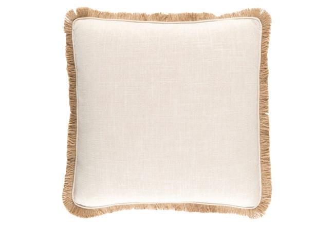 Accent Pillow-Alyssa II Beige 22X22 - 360