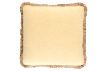 Accent Pillow-Alyssa II Gold 18X18
