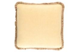 Accent Pillow-Alyssa II Gold 22X22