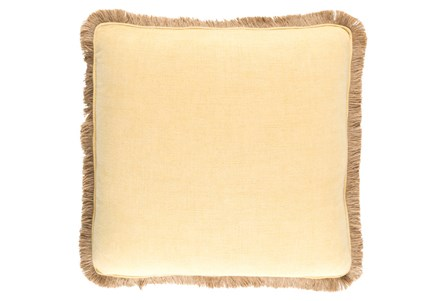 Accent Pillow-Alyssa II Gold 22X22