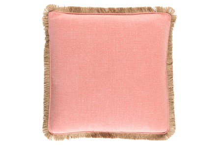 Accent Pillow-Alyssa II Coral 18X18