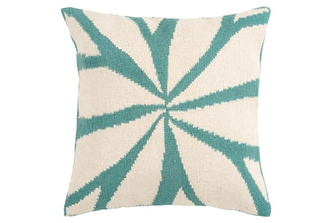 Accent Pillow-Farley Moss 22X22 - 360