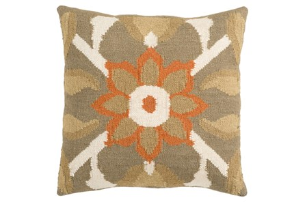 Accent Pillow-Malla Mutli 22X22 - Main