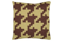 Accent Pillow-Carlton Chocolate 20X20